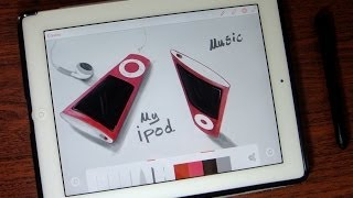 Draw on ipad with Adobe line