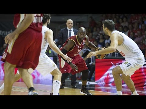 Highlights: RS Round 5, Strasbourg 93-86 Real Madrid