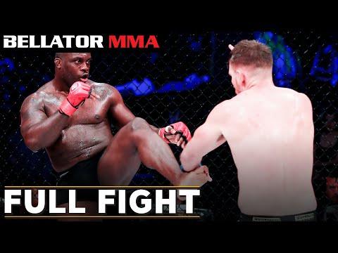 Bellator 223 - Melvin Manhoef vs. Kent Kauppinen