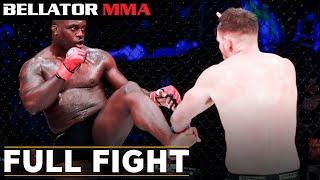Full Fight | Melvin Manhoef vs. Kent Kauppinen - Bellator 223