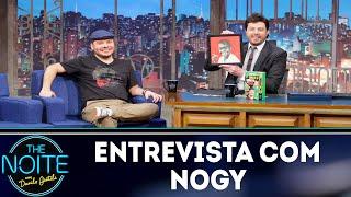 Entrevista com Nogy | The Noite (07/12/18)