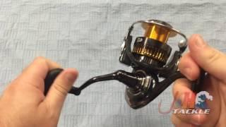 Daiwa certate hd custom 3500