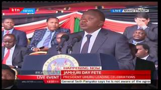2016 JUMHURI DAY FETE: - Kenyan Education System is the best in Africa and 30th in the world