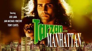 Tarzan in Manhattan (1989) | Movie Trailer | Action Adventure CBS TV Film