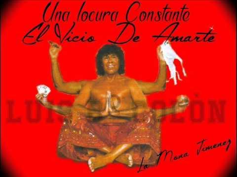 La MONA Jimenez - El Vicio || Vivo Jesus Maria 2003 ♪♫