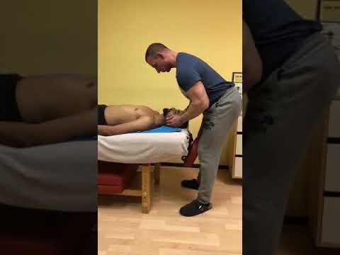 Dh die Behandlung des Hüftgelenks