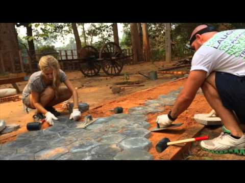Cambodia Volunteering Video