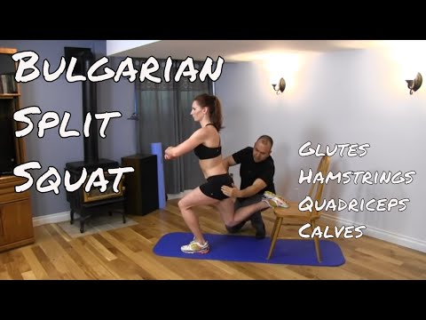 Single Leg Split Squat