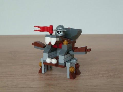 Vidéo LEGO Mixels 41558 : Mixadel