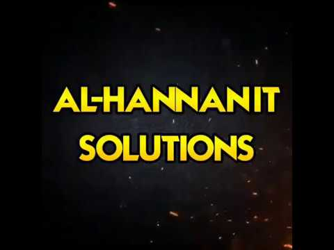 AL-HANNAN IT SOLUTION is the leading information technology consulting, services