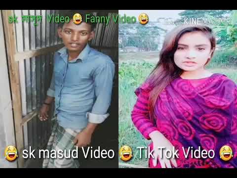 Tik Tok video 😂2019 fik fok video uew Funny video 😂 sk masud video😂