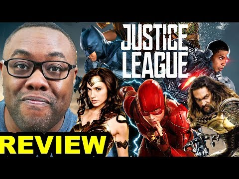 JUSTICE LEAGUE - Movie Review (No Spoilers) | Andre Black Nerd