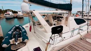 Used Sail Catamarans for Sale 2004 Leopard 47