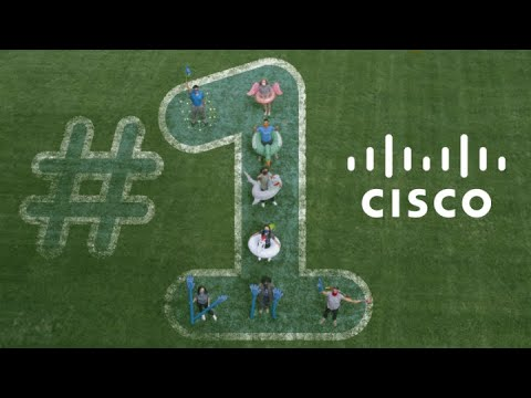 Cisco named #1 on Fortune Magazine's Best Companies to Work for in the US