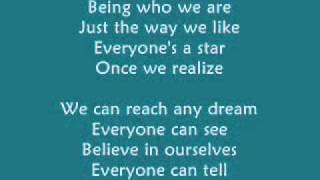 Bratz Genie Magic - The Way We Shine Lyrics