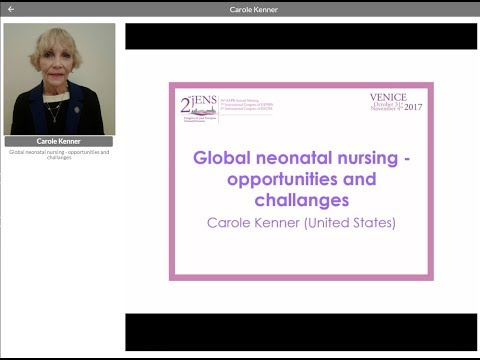 Global neonatal nursing - opportunities and challanges ae9fd055f0f