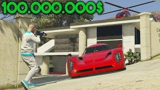 EL GRAN ATRACO DE 100.000.000$ - GTA V ONLINE