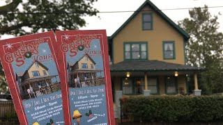 A tour of the Christmas Story House and Museum (2018)