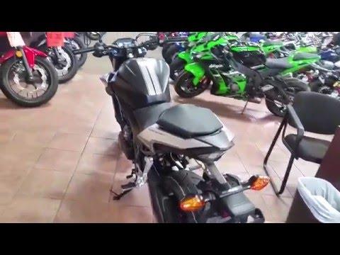2016 Honda CB500F in Murrieta, California