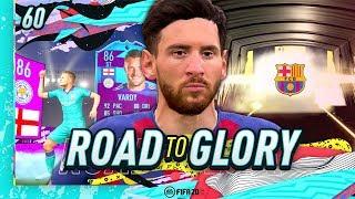 FIFA 20 ROAD TO GLORY #60 - POTM VARDY = SO CHEAP!
