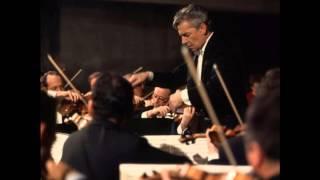 """Herbert von Karajan """"Symphony No 7"""" Bruckner (2. Mov.)"""