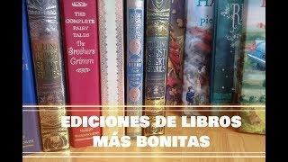Top 10: Ediciones más bonitas de libros