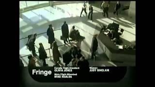 Fringe - 1x14 L'épreuve - promo américaine