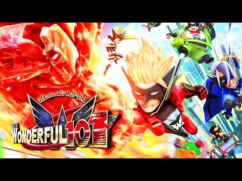 Видео № 0 из игры Wonderful 101 [PS4]