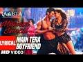 Main Tera Boyfriend ||Hot Mix|| full Dance mix Musical Ismail