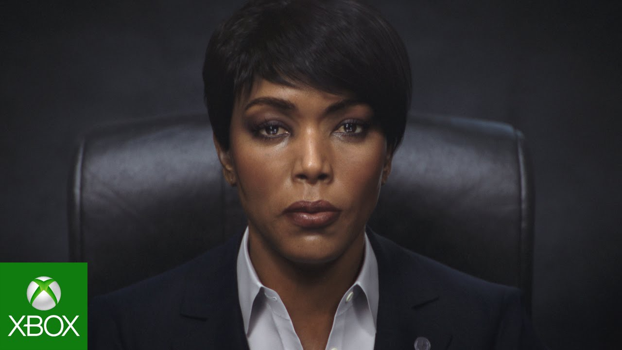 Tom Clancy's Rainbow Six Siege - E3 2015 White Masks Reveal - Angela Bassett