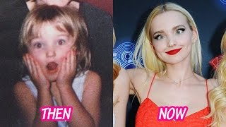 Dove Cameron Transformation Then And Now (Haircut & Hairstyle & Face & Makeup & Tattoos) | 2017 NEW