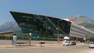 Transatlantik Hotel & Spa 5* 2017г. Обзор-отзыв!!! Отдыхали с 20 по 29 июня!!!!