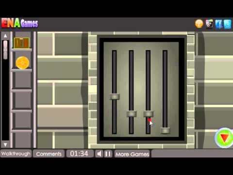 Prison Escape 3 Walkthrough