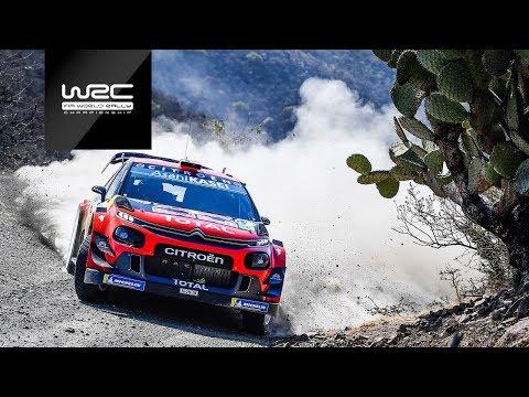 WRC - Rally Guanajuato México 2019: Shakedown Highlights