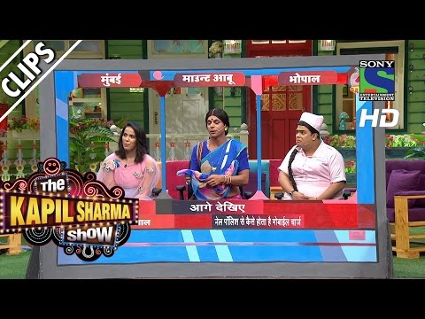 Bhartiya-mahila-Olympics-mein--The-Kapil-Sharma-Show--Episode-7--14th-May-2016