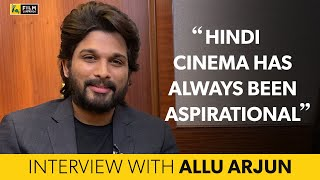 Allu Arjun Interview with Anupama Chopra | Ala Vaikunthapurramuloo | Film Companion