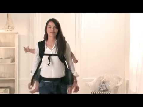 ERGObaby Anleitung Rückentrage | Babyzeiten