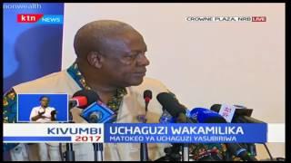 Waangalizi wa jumuiya ya madola watoa maoni yao kuhusiana na uchaguzi mkuu nchini