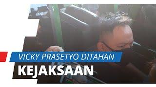 Vicky Prasetyo Resmi Ditahan Kejaksaan karena Laporan Angela Lelga atas Pencemaran Nama Baik