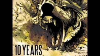 10 Years - Waking Up The Ghost Lyrics