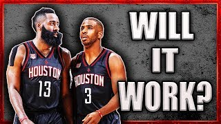 Can Chris Paul and James Harden Play Together?