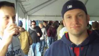 Masters Of None At The Blue Point Cask Ales Festival