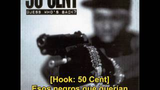 50 Cent - Who U Rep With subtitulada Ft. Nas & Bravehearts