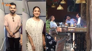 MUST WATCH!! Virat Kohli & Anushka Sharma Are Coming Back From GOA VACATION Before World Cup 2019