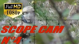 preview picture of video 'N°4 Sniper Airsoft Scope Cam Bolt Action - Full HD - Vsr G-Spec Tokio Marui'