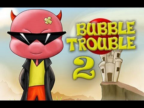 Bubble Trouble 2 | Raketka | Gorrden