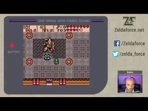Oracle of Seasons - Live Gaming - Partie 8