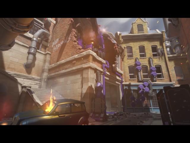 New Overwatch Trailer Leak Reveals King S Row Uprising Map Skins Sprays Segmentnext