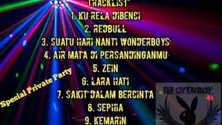 Ku Rela Dibenci spesial Lagu baperrrr mixtape By DJ OyenBoy...