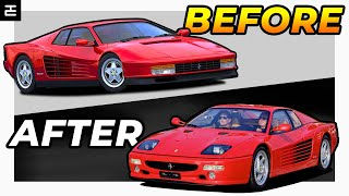 Top 10 Worst Car Facelifts and Redesigns